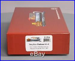 Broadway Limited 1196 HO Scale New York Central Class J3a 4-6-4 Dreyfuss #5450 w