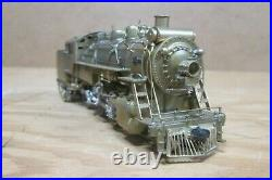 CNJ 4-6-4 T, Central Railroad of New Jersey, UNITED HO Scale BRASS, NOS, c. 1972
