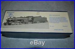 DJH HO Scale Brass Metal USRA Light 4-6-2 Pacific Steam Locomotive Kit