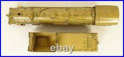 Daiyoung St-839 N. J. Brass Norfolk & Western Z-1a D&rgw L-76 Loco & Tender-ex