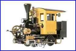 Falk 0-4-0WT Bowande garden railway 45mm gauge 16mm scale live steam engine LGB