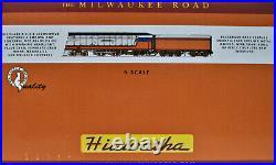 Fox Valley FVM 40001 Milwaukee Road HIAWATHA 4-4-2 Loco & 7-Car Set N Scale
