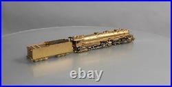 Fujiyama HO Scale Brass Northern Pacific Class Z. 5 2-8-8-4 Steam Loco & Tender