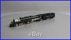 Fujiyama HO Scale Brass Northern Pacific Class Z. 5 2-8-8-4 Steam Locomotive & Te