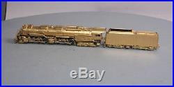 Fujiyama PFC BRASS HO Scale Chesapeake and Ohio H-8 2-6-6-6 Steam Locomotive & T