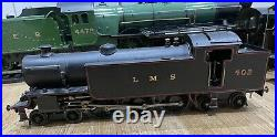 G Scale 1 Gauge Sm45 Live Steam Locomotive Railway LMS 4-6-4T L&YR Tank Engine