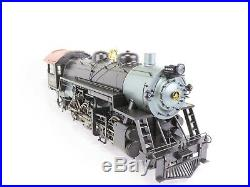 G Scale Aristocraft ART20601 B&O 2-8-0 Consolidation Steam #2803 DCC/RCC Ready