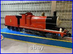 G Scale Bachmann Thomas The Tank James The Big Red Engine 91403