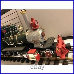 G Scale LGB 23252 LG&B Columbus Forney Steam Locomotive withSound & Smoke