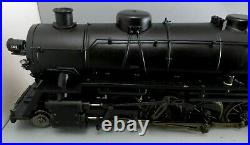G Scale PRR Aristocraft Live Steam ART84100-RX 2-8-2 Mikado #1343