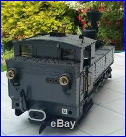 G scale LGB 2070D Steiermarkische Landes'n loco -used but in very good condition