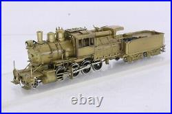 Gem Models Brass HO Scale Reading 2-8-0 Class I5c Locomotive and Tender