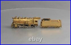 Gem Olympia GN-119 HO Scale BRASS PRR Class G5S 4-6-0 Steam Loco/Tender EX/Box