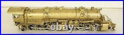 Gom St-288-n. J. Custom Brass Norfolk & West Class Y-3 2-8-8-2 Loco & Tender