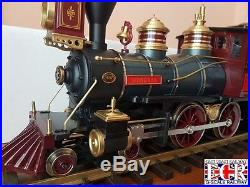 HARTLAND THE GENERAL HLW G SCALE 124 LOCO ELECTRIC STEAM USA LOCOS 45mm GAUGE 1
