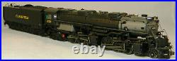 HO Scale Athearn Genesis G9124 4-6-6-4 Challenger Clinchfield #670 withDCC/Sound