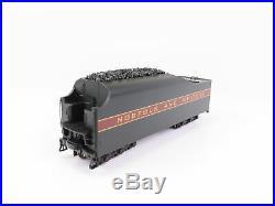 HO Scale MTH 80-3146-1 N&W Norfolk Western 4-8-4 J Steam Loco #611 DCC & Sound