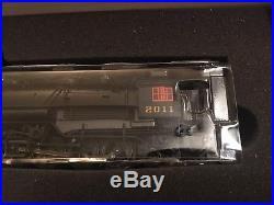 HO Scale Proto 2000 23334 N&W Norfolk Western 2-8-8-2 Steam Locomotive #2011