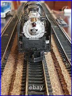 HO Scale Rivarossi Union Pacific FEF #838 Very Good Condition