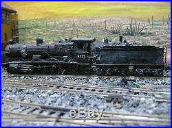 HO Scale Steam Locomotive NSWGR C32 P class kit built from DJH kit by Footplate