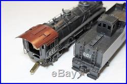 Hallmark Brass HO Scale Midland Valley 2-8-2 Steam