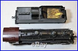 Hallmark Brass HO Scale Midland Valley 2-8-2 Steam Locomotive Can Motor