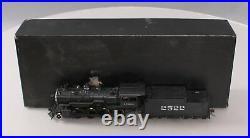 Hallmark HO Scale BRASS ATSF Class 2507 2-8-0 Steam Locomotive & Tender paint
