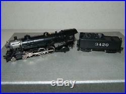 Hallmark Models BRASS N-Scale USRA 4-6-2, ATSF Lettered #3420, NIB VTG, C-9