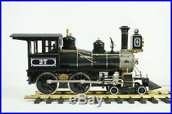 Hartland Locomotive Works G Scale Denver & Rio Grande 4-4-0 Steam Engine Set #27