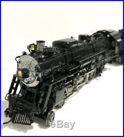 Ho Scale Brass Key Imports Santa Fe 4-6-4 Most Mod Steam Locomotive Tender 3450