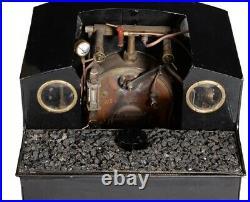 Holmside Live Steam Locomotive 7.25 Gauge Scale Coal Fired 0-6-0T Tank Engine