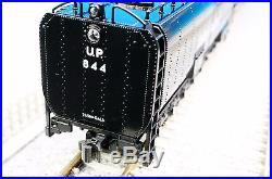KATO 12605-2 UP(Union Pacific) FEF-3 Steam Locomotive #844 Black (N Scale) New