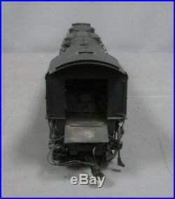 KTM 0163 O Scale 2-Rail Brass Union Pacific 4-8-8-4 Big Boy Steam Loco & Tender