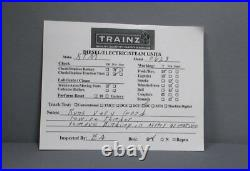 KTM 0623 O Scale Brass NYC J-3a 4-6-4 Steam Locomotive & Tender (2-Rail) EX/Box