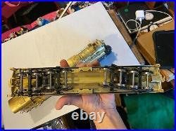 KTM Brass O Scale Texan 2-10-4 Santa Fe Steam Engine