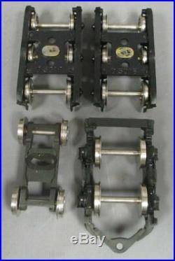 KTM O Scale BRASS Santa Fe 4-8-4 Steam Locomotive & Tender 2-Rail/Box
