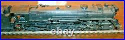 KTM O scale 2-Rail Brass NYC 4-8-2 L-2a Steam Locomotive & Tender IN GOOD COND