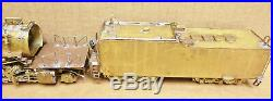 KTM Precision Scale Southern Pacific Cab Forward AC-12 Kit HO Brass
