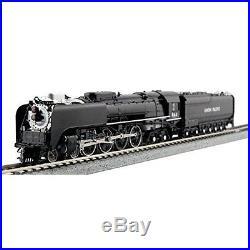 Kato N Scale 12605-2 Union Pacific Railroad UP FEF-3 Steam Locomotive #844 new