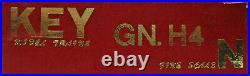 Key Brass Great Northern 1445 H4 Steam Locomotive and Tender N Scale