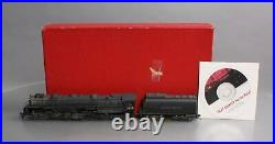Key Imports 3800 HO Scale BRASS Painted 4-6-6-4 Challenger withOil Tender withDCC EX