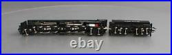 Key Imports 3800 HO Scale BRASS UP 4-6-6-4 Challenger withOil Tender EX/Box