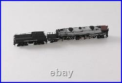 Key Imports 4126 N Scale BRASS SP AC-6 4-8-8-2 Cab Forward Steam Locomotive EX