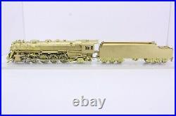 Key Imports Brass HO Scale New York Central Class L-3b 4-8-2 Mohawk Beautiful