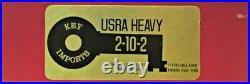 Key Imports Usra Heavy 2-10-2 Ho Scale