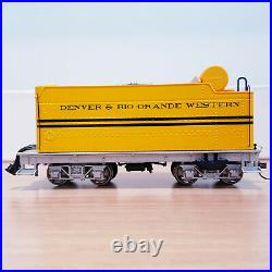 Korea Brass On30 Scale D&RGW C-16 2-8-0 #268 Quantum Sound Model Train