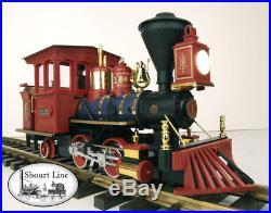 LGB 20130 G Scale Disney Grizzly Flats Chloe 0-4-2 Steam Loco GERMAN MADE NEW