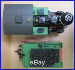 LGB 2015 Steam Locomotive 0-4-0 & Powered Tender G Scale LNOS