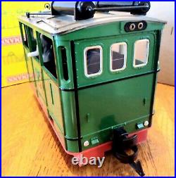 LGB 2050 Tramway Steam Engine Collection Item G Scale