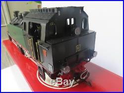 LGB 2085D II Mallet Steam Locomotive Engine G-Scale 0-6-0 W Germany